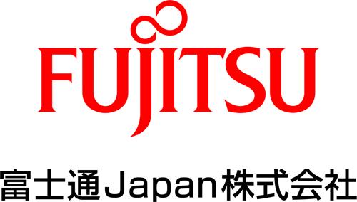 富士通ロゴ FUJITSU Logo