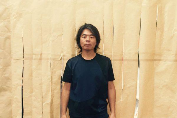 日比野克彦プロフィール写真KatsuhikoHibinoPortraitPhoto